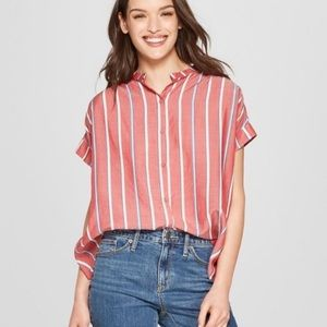 Madewell inspired Central shirt